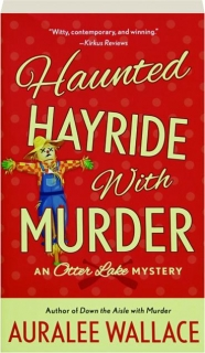 HAUNTED HAYRIDE WITH MURDER