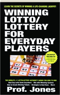 WINNING LOTTO / LOTTERY FOR EVERYDAY PLAYERS
