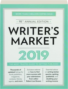 2019 WRITER'S MARKET, 98TH ANNUAL EDITION