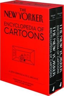 <I>THE NEW YORKER</I> ENCYCLOPEDIA OF CARTOONS