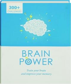 BRAIN POWER: 300+ Challenges