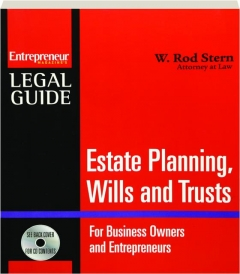 ESTATE PLANNING, WILLS AND TRUSTS: For Business Owners and Entrepreneurs