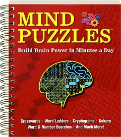 MIND PUZZLES: Build Brain Power in Minutes a Day