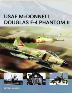 USAF MCDONNELL DOUGLAS F-4 PHANTOM II: Air Vanguard 7
