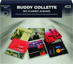 BUDDY COLLETTE: Six Classic Albums