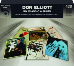 DON ELLIOTT: Six Classic Albums