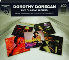 DOROTHY DONEGAN: Five Classic Albums