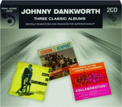 JOHNNY DANKWORTH: Three Classic Albums