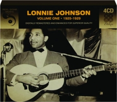 LONNIE JOHNSON, VOLUME ONE, 1925-1929