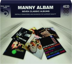 MANNY ALBAM: Seven Classic Albums