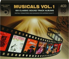 MUSICALS, VOL. 1: Six Classic Sound Track Albums