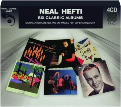 NEAL HEFTI: Six Classic Albums