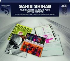 SAHIB SHIHAB: Five Classic Albums Plus Bonus Tracks
