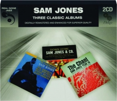 SAM JONES: Three Classic Albums