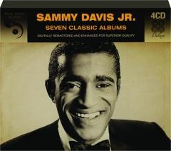 SAMMY DAVIS JR: Seven Classic Albums