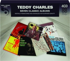 TEDDY CHARLES: Seven Classic Albums