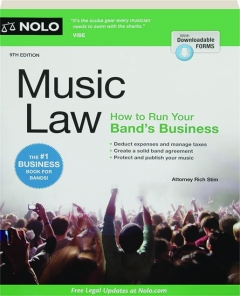 MUSIC LAW, 9TH EDITION