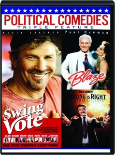 POLITICAL COMEDIES TRIPLE FEATURE