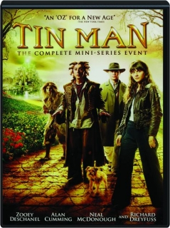 TIN MAN: The Complete Mini-Series Event