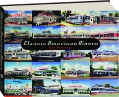CLASSIC AMERICAN DINERS: Collectible Postcards and Matchcovers