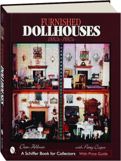 FURNISHED DOLLHOUSES, 1880S-1980S