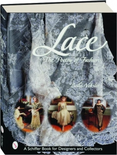 LACE: The Poetry of Fashion
