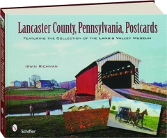 LANCASTER COUNTY, PENNSYLVANIA, POSTCARDS