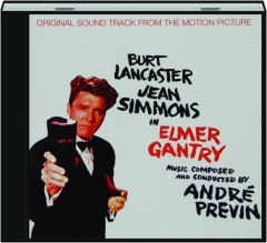 ELMER GANTRY: Original Sound Track from the Motion Picture