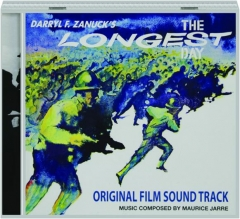 THE LONGEST DAY: Original Film Sound Track