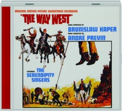 THE WAY WEST: Original Motion Picture Soundtrack Recording