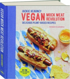 VEGAN MOCK MEAT REVOLUTION: Delicious Plant-Based Recipes