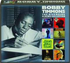 BOBBY TIMMONS: The Riverside Albums Collection