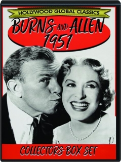 BURNS AND ALLEN 1951: Collectors Box Set