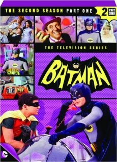 BATMAN: The Second Season, Part One