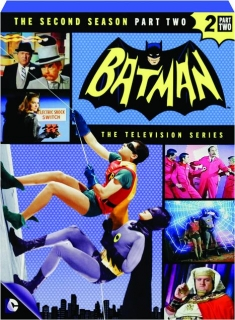 BATMAN: The Second Season, Part Two