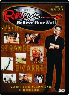 THE BEST OF RIPLEY'S BELIEVE IT OR NOT!