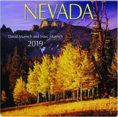2019 NEVADA CALENDAR