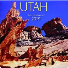 2019 UTAH CALENDAR