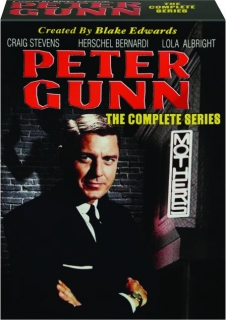 PETER GUNN: The Complete Series