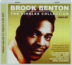 BROOK BENTON: The Singles Collection 1955-62