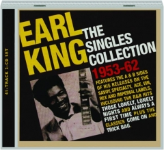 EARL KING: The Singles Collection 1953-62