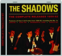 THE SHADOWS: The Complete Releases 1959-62