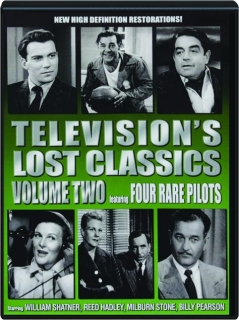 TELEVISION'S LOST CLASSICS, VOLUME TWO