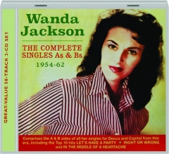 WANDA JACKSON: The Complete Singles As & Bs 1954-62