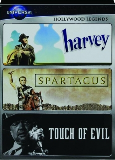 HARVEY / SPARTACUS / TOUCH OF EVIL