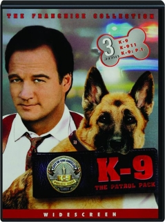 K-9 THE PATROL PACK: The Franchise Collection