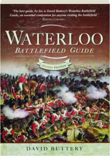 WATERLOO BATTLEFIELD GUIDE, SECOND EDITION