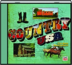 COUNTRY USA: I've Been Everywhere