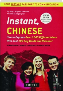INSTANT CHINESE, REVISED EDITION