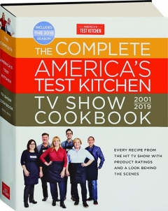Incredible The Complete Americas Test Kitchen Tv Show Cookbook 2001 2019 Hamiltonbook Com Download Free Architecture Designs Remcamadebymaigaardcom